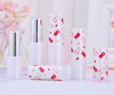 bear lipstick tube