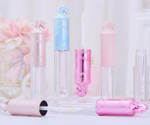 clear lip gloss tubing