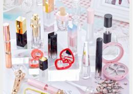 empty lipstick bottle