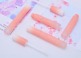 lip gloss tube packaging back