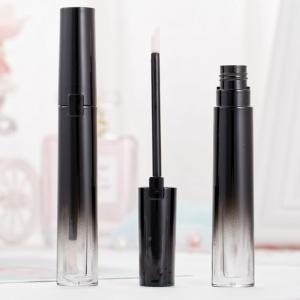 lipgloss tube packaging black