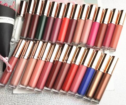 matte liquid lipstick 40 colors