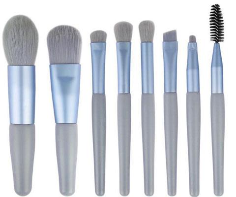 brush silver
