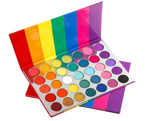 colorful eyeshadow 35