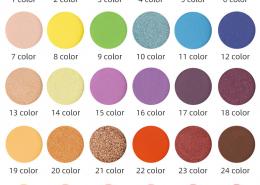 diy eyeshadow shades