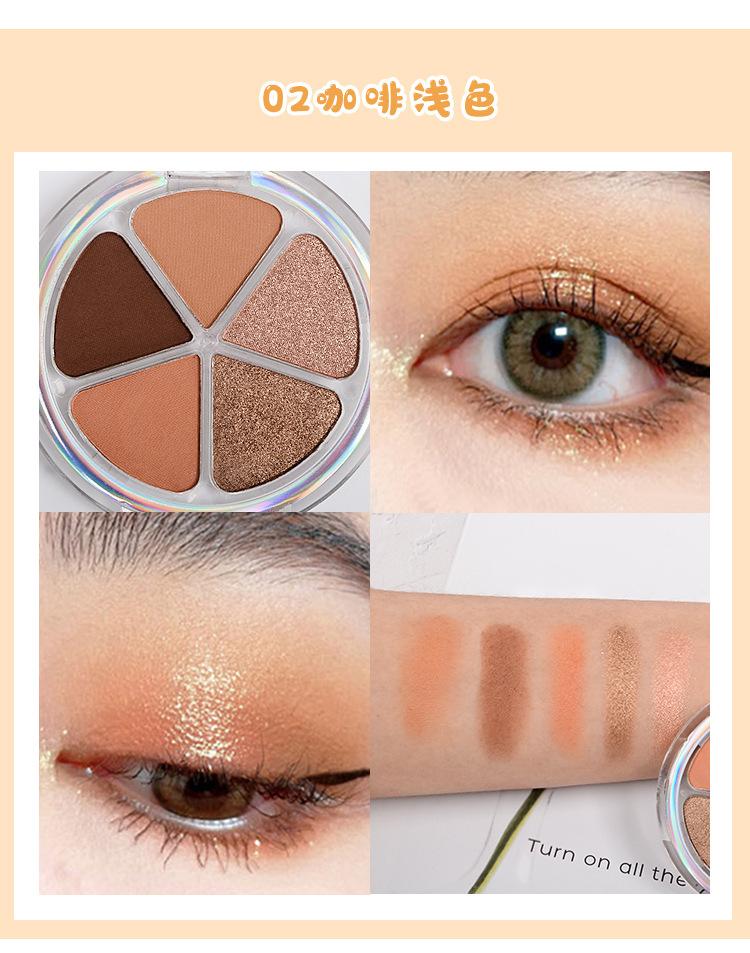 eyeshadow print logo two