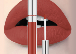 lip matte color nude