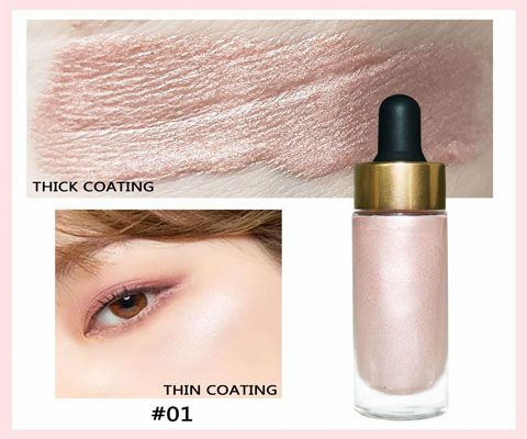 liquid concealer face test