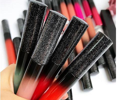 matte liquid lipstick top