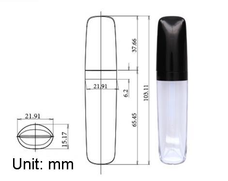 lip gloss tubes manufacturer design