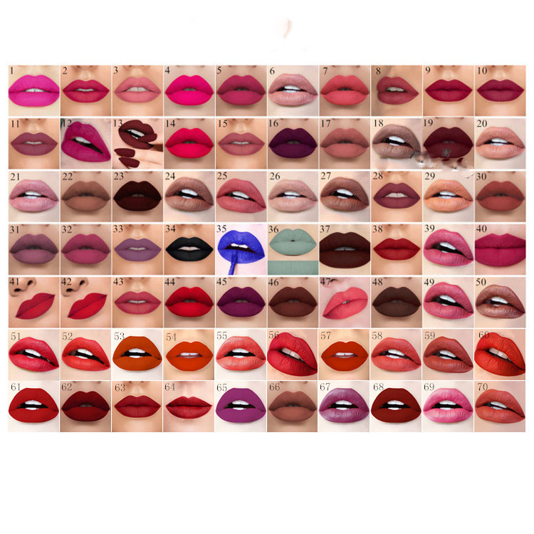 private label lipgloss full shades