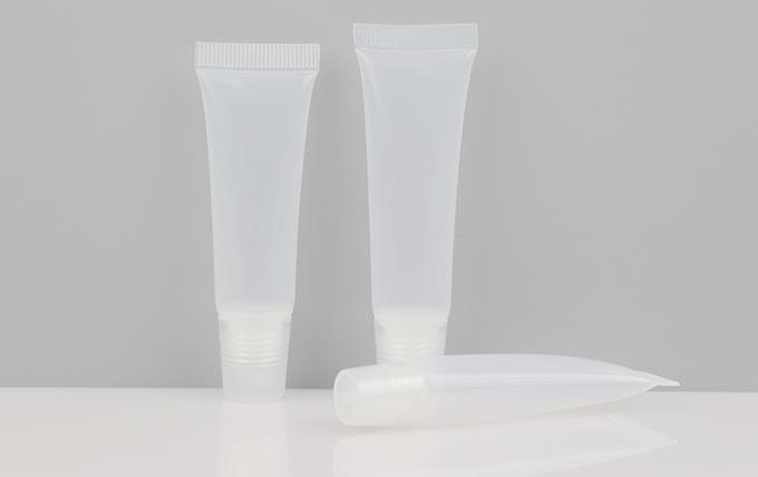 custom lip gloss squeeze tubing