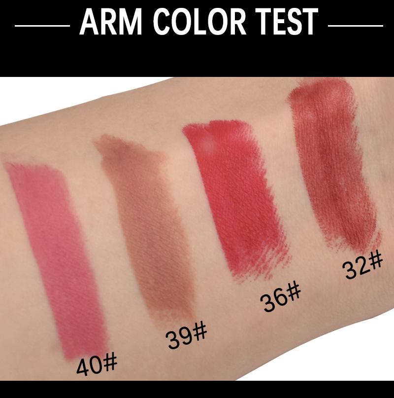 custom lipstick vendor shades