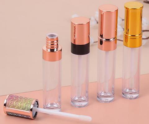 lip gloss tubes custom logo