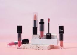 private label lip gloss test