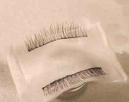 parcel the lashes