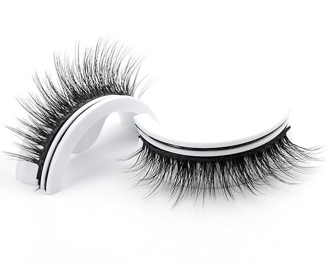 self-adhesive lashes