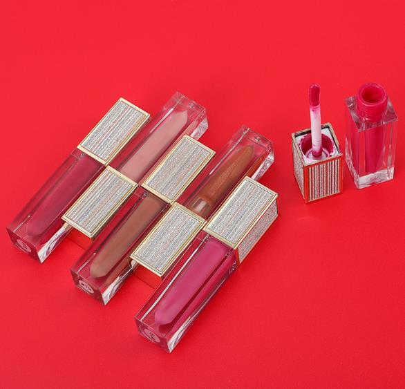 oil lip gloss brush applicator